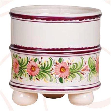 Ball flowerpot